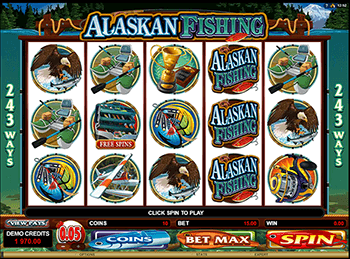 Alaskan Fishing 1