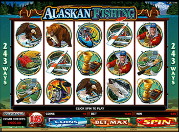 Alaskan Fishing 4