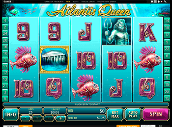 Atlantis Queen 1