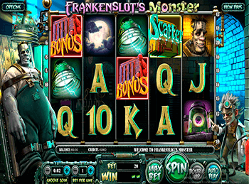 Frankenslot's Monster 2