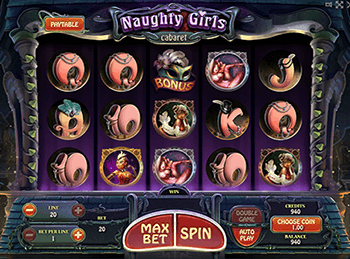Naughty Girls Cabaret 2