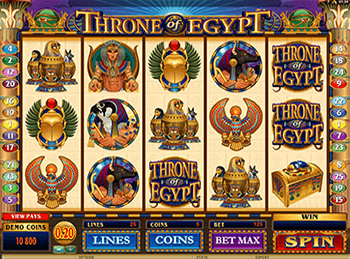 Throne Of Egypt 4