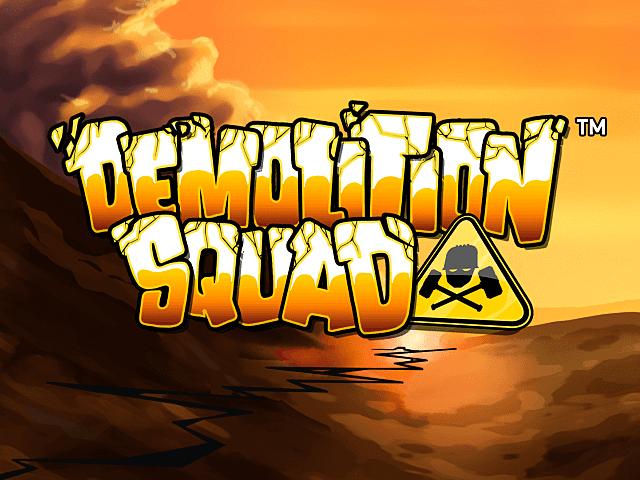 Игровой автомат Demolition Squad от NetEnt на деньги в онлайне